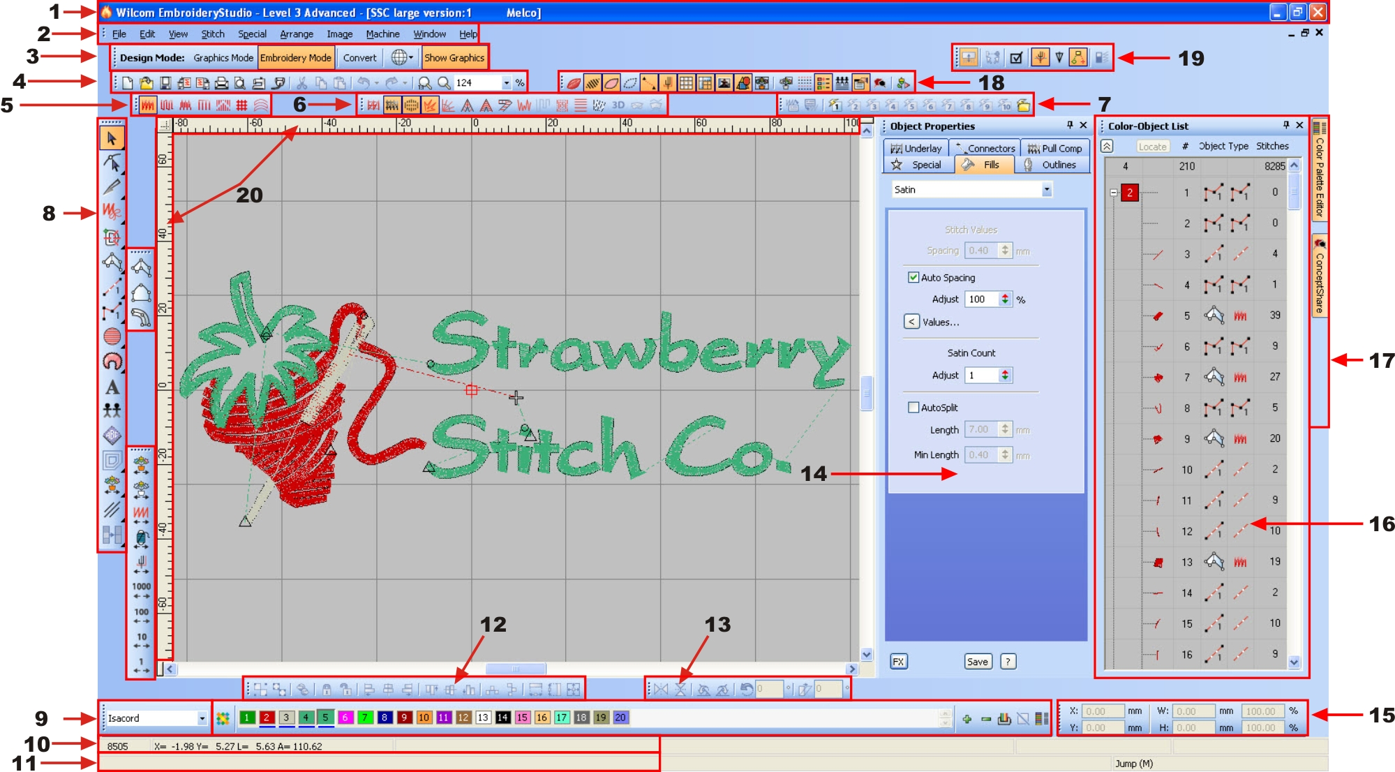 wilcom es 65 designer embroidery software free download