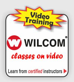 Learn to use Wilcom on your schedule, at your pace, from the comfort of your home or office.